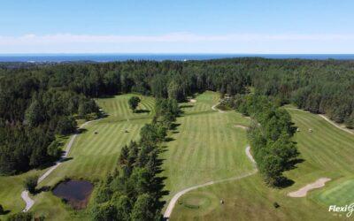 Notre escapade de golf au Club de golf Matane!