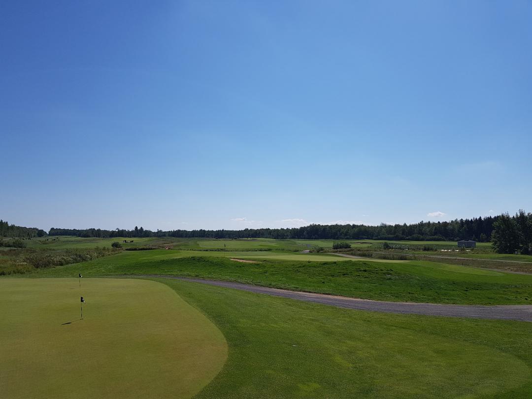 Club de golf Les boisées de Joly