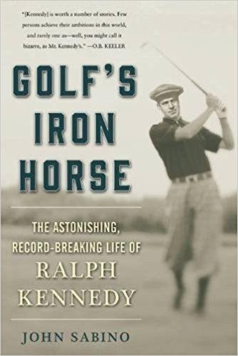 7-Golf's iron Horse