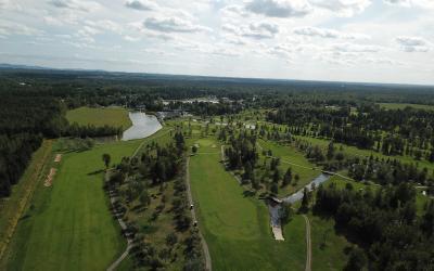 Le club de golf des Bois-Francs