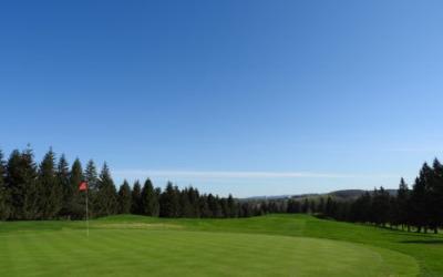 Le club de golf de Waterville