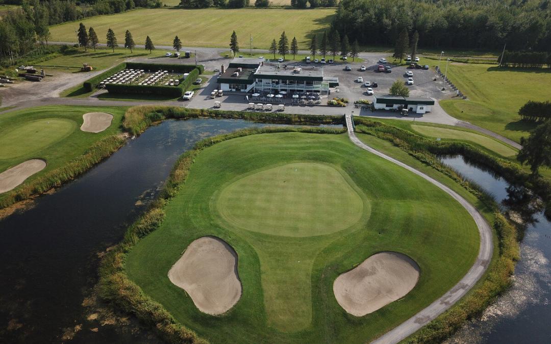Club de golf Le Drummond – Sur la route des golfs