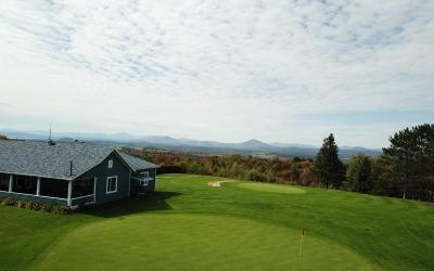 Le club de golf Dufferin Heights