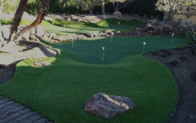 Pratiquer le golf à la maison : découvrez 10 aires de pratique à faire rêver