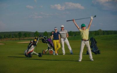 5 raisons pour lesquelles vous devriez initier vos enfants au golf!