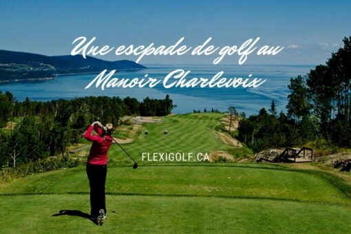 golf escapade charlevoix, rabais golf, promotion golf