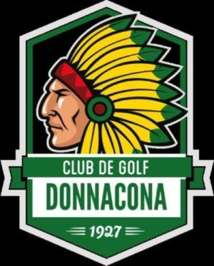 Logo club de golf Donnacona