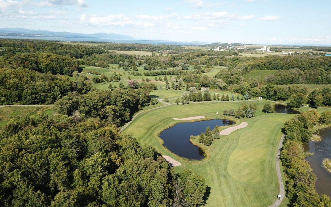 Le club de golf St-Michel | Sur la route des golfs