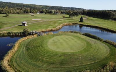 Le club de golf St-Pacôme
