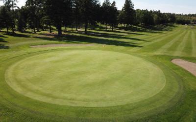 Ouverture des terrains de golf : 20 mai!
