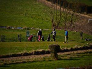 Le golf est bon pour votre santé