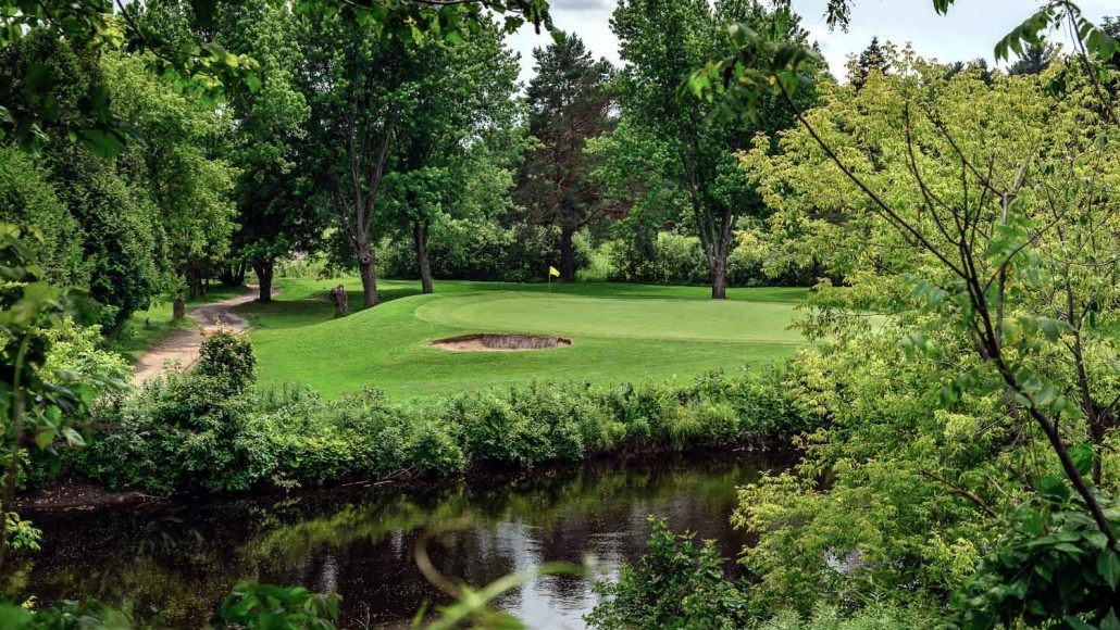 Club de golf New Glasgow